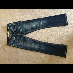Buckle BKE Jeans size 25R